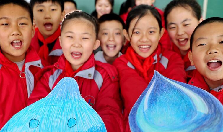 秦皇岛:培养学生保护水资源意识