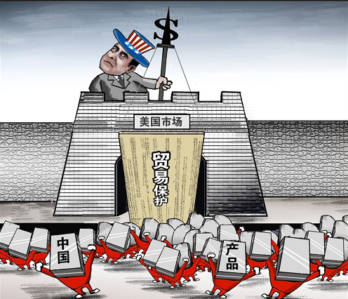 @特朗普:搞贸易战?美国和世界都很受伤