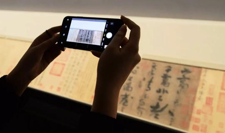 李白唯一存世书迹故宫展出!还有多件重量级国宝亮相