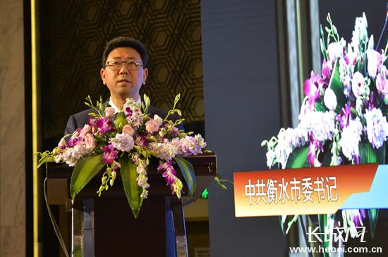 衡水·上海(长三角)投资环境说明会在沪举行