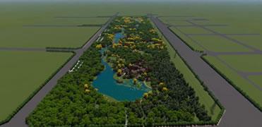 沧州高新区森林公园计划今年7月开园