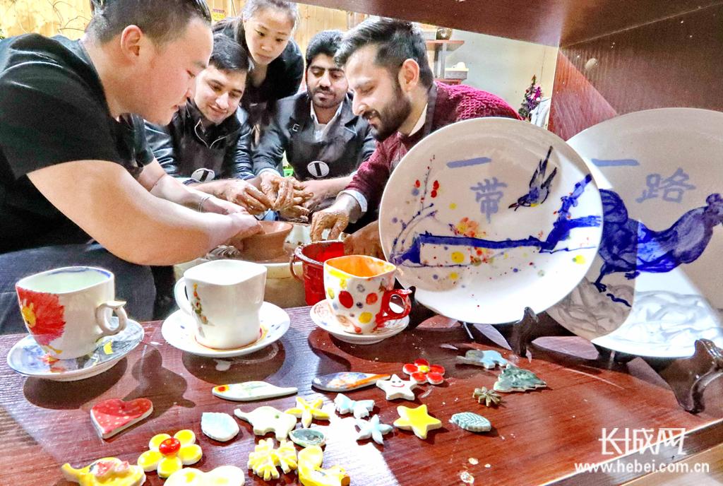 做陶艺 品文化