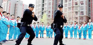 香河:国家安全教育进校园