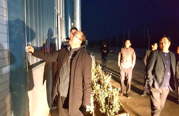 河北省环保厅开展夜查行动