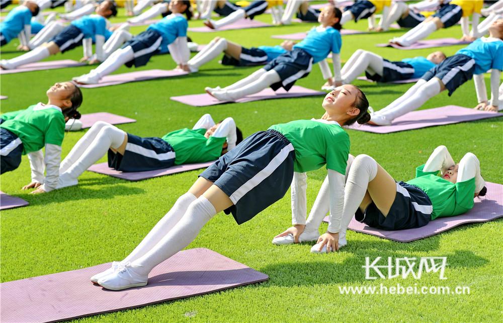 体育教学综合改革让每个孩子都沐浴在阳光下