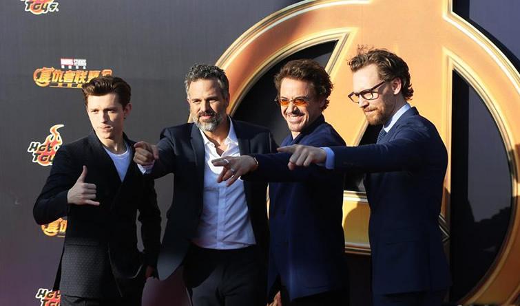 """《复仇者联盟3》5月将映,这些""""超级英雄""""集体现身"""
