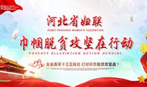 河北省妇联巾帼脱贫攻坚在行动