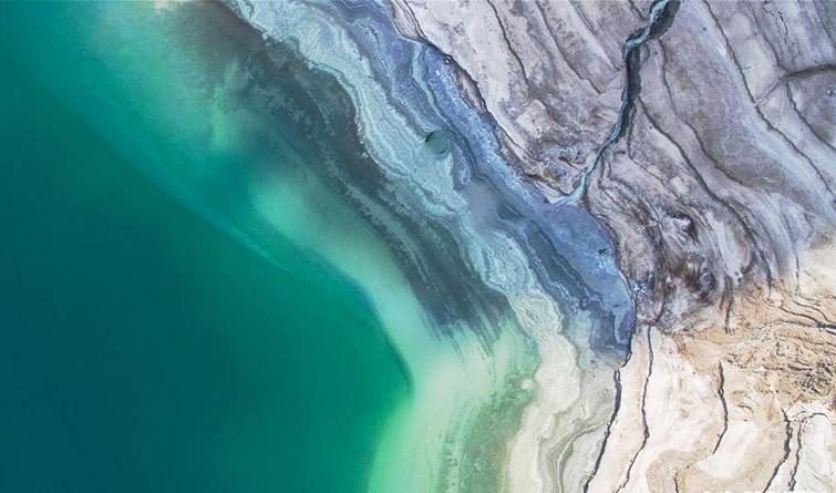 死海水位不断下降