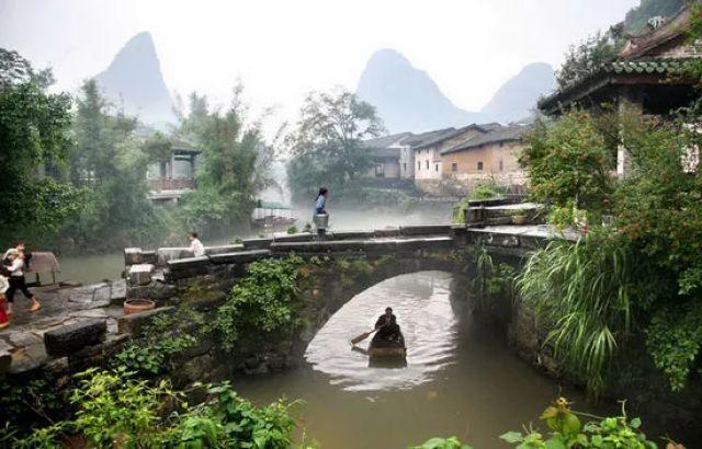 中国最美十大古镇,美到不可说
