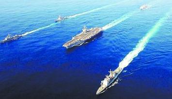 【海军成立69周年】海军主战装备成建制更新换代
