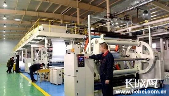 冀州区全面提升经济发展质量和效益