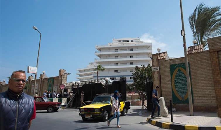 3名中国游客在埃及车祸中遇难