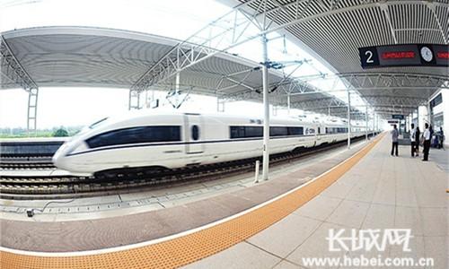 沧州站五一期间加开七趟临时旅客列车