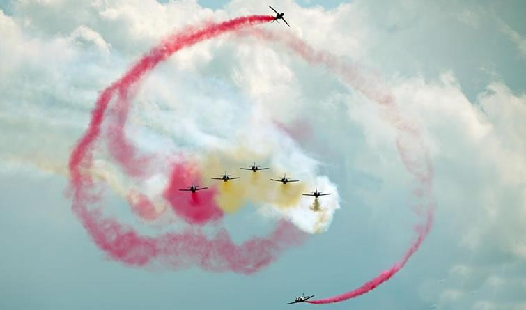 2018年柏林国际航空展开幕