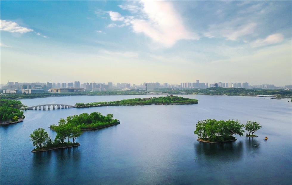 唐山南湖生态旅游风景区