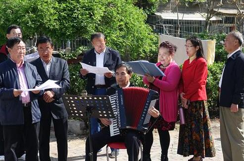 河北省举行社区宣传文化阵地建设观摩交流活动