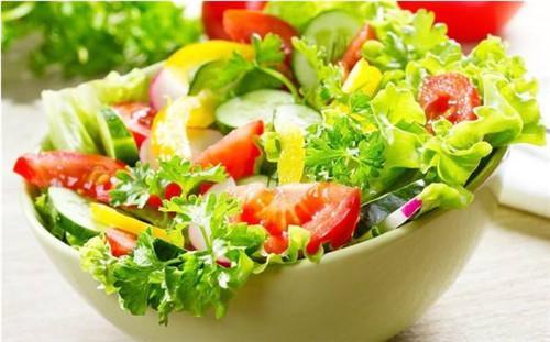生吃果蔬有利心理健康