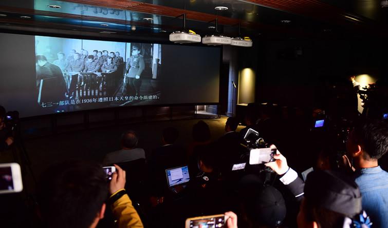 揭露侵华日军细菌战罪行的录音档案入藏伪满皇宫博物院