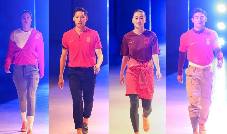 中国之队发布2018赛季新款球衣