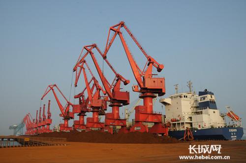 黄骅港综合港区将建投资2亿元船舶燃料油码头