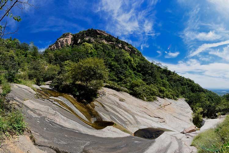 王母山:自然的养生地