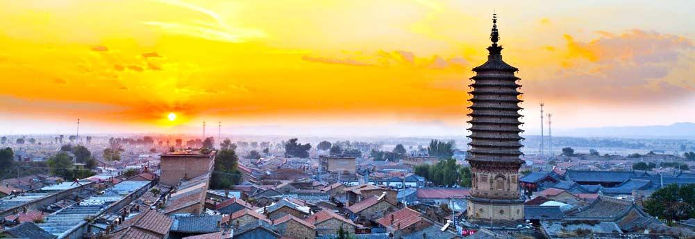河北蔚县:从千年走来的历史文化名城