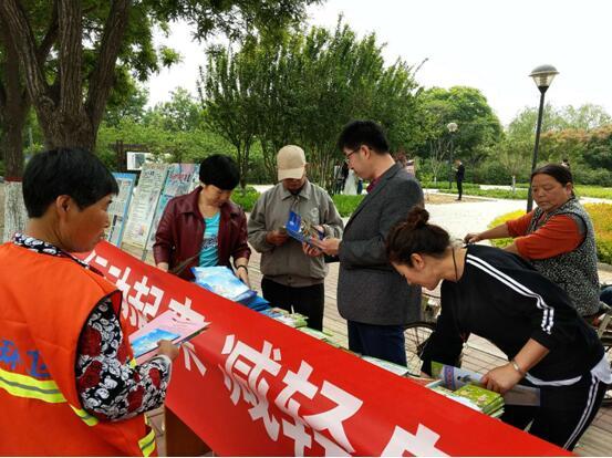 卢龙:积极开展防灾减灾日宣传活动