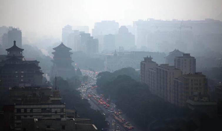 雨后北京 美如仙境