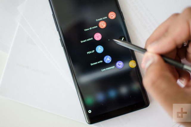 三星Note 9前面板谍照泄露 确认窄下巴设计