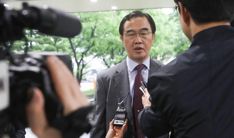 韩国对朝鲜延期举行南北高级别会谈表示遗憾