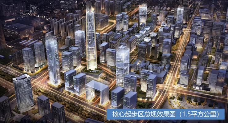 金融创新开发区打造京津冀金融高地