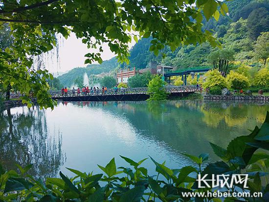 灵寿县所有攻略5月18日起向景区人民警察免费【全国】神雕侠侣手游百花谷攻略图片