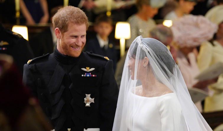 """英国王室""""世纪婚礼""""举行 最全围观攻略看这里"""