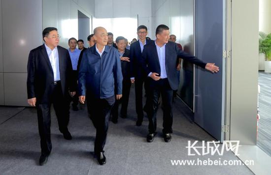 保定深圳园展示中心建成试运行