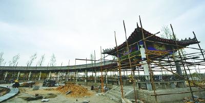 承德市强力推进省旅发大会项目建设