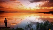 石家庄的母亲河——滹沱河风景区
