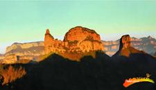 国家地质公园——嶂石岩