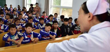 """涉县:让贫困儿童过个不一样的""""六一"""""""