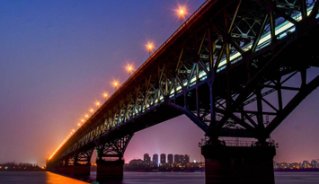 南京长江大桥惊人细节