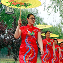 唐山滦南旗袍秀助力文化旅游