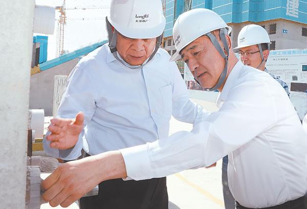 聂瑞平:在发展节能环保产业中打头炮当先锋做表率