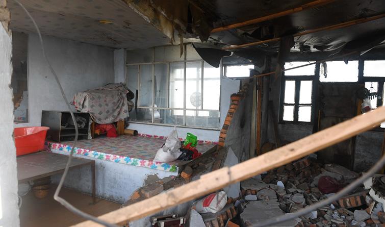 吉林松原发生5.7级地震 松原城区震感强烈