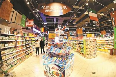 商务部:进口消费品需求旺盛 化妆品排第一