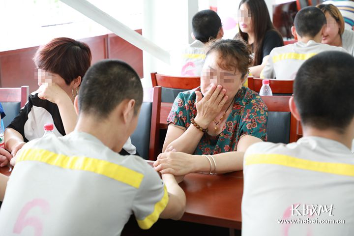 河北省未成年犯人管教所举办开放日活动
