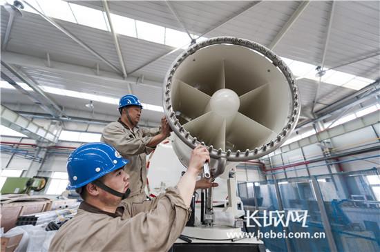 """""""中国制造""""将为迪拜世博会提供电力能源保障"""