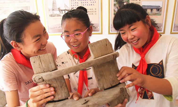 唐山丰润:西佑国寺民俗体验馆 弘扬传统文化 乐享民俗体验