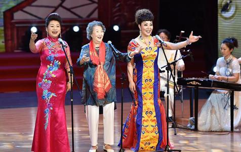 全国非遗曲艺周开幕演出在天津举行