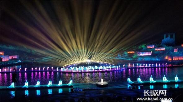 第二届石家庄市旅游产业发展大会开幕