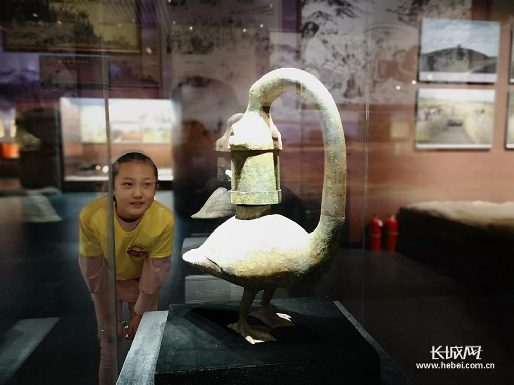 走进蔚州博物馆