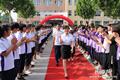 邢台市第二十二中学举行2018届初三毕业典礼